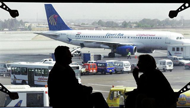 Egypt Air планирует еженедельно исполнять три рейса между Каиром иМосквой