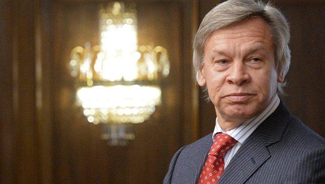 Алексей Пушков назвал самую бесстрашную армию вмире