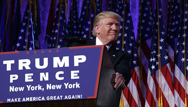 Трамп вновь оценил свою работу президентом на 5  сплюсом