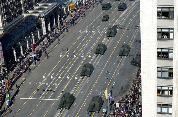 Стало известно, когда ограничат движение транспорта в столице из-за репетиции парада