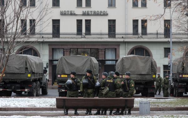 Детский омбудсмен пообещала разобраться сзадержанием ребёнка вцентральной части Москвы