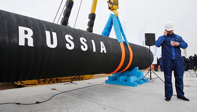 Путин подтвердил готовность сохранить транзит газа через государство Украину
