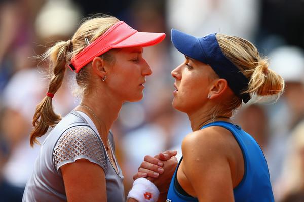 Екатерина Макарова иЕлена Веснина стали победительницами итогового турнира WTA