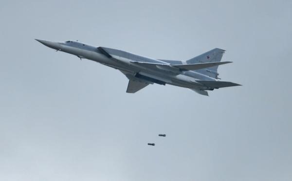 Бомбардировщики ВКС нанесли удар пообъектамИГ вСирии
