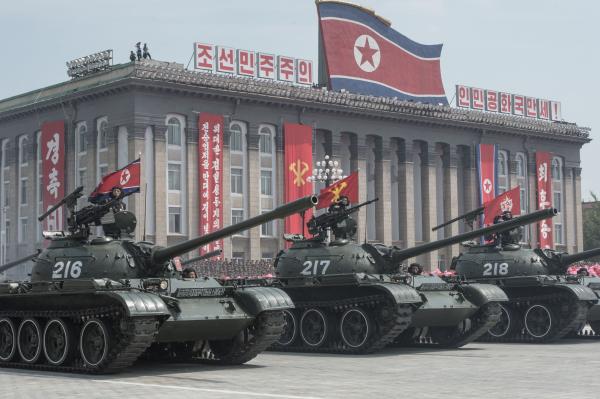 КНДР запустила баллистическую ракету в 3-й раз замесяц