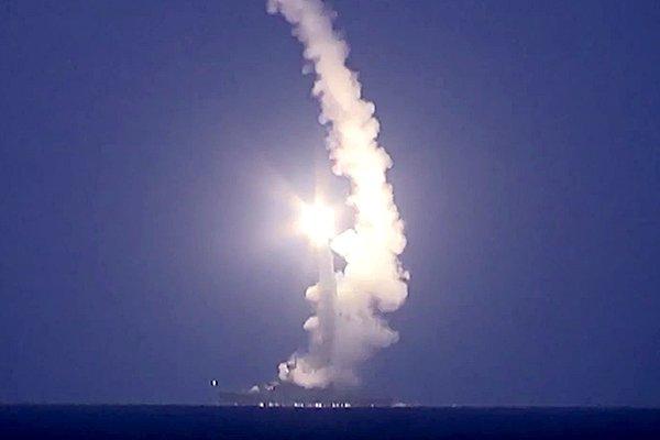 Сирия отразила ракетные удары Запада произведенными вСССР системами ПВО