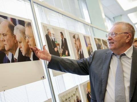 Кандидат впрезиденты отКПРФ Грудинин подал документы вЦИК