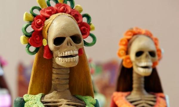 Мексиканский праздник День мертвых отметят в столицеРФ