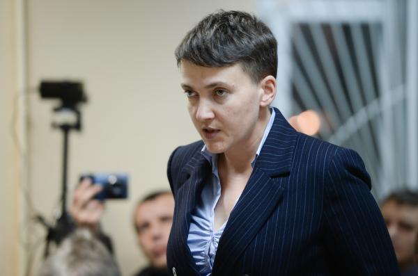 Надежда Савченко возобновила бессрочную голодовку