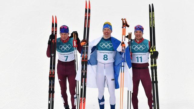 Татарстанец Ларьков завоевал бронзу Игр-2018 влыжном марафоне