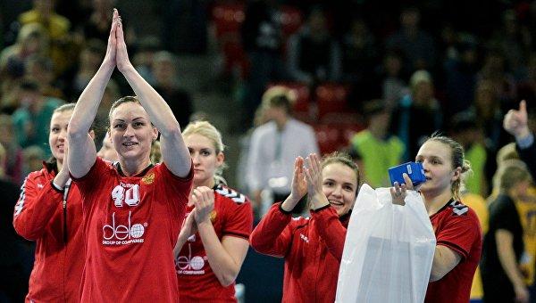 Женская сборная РФ погандболу одержала вторую победу волимпийском турнире