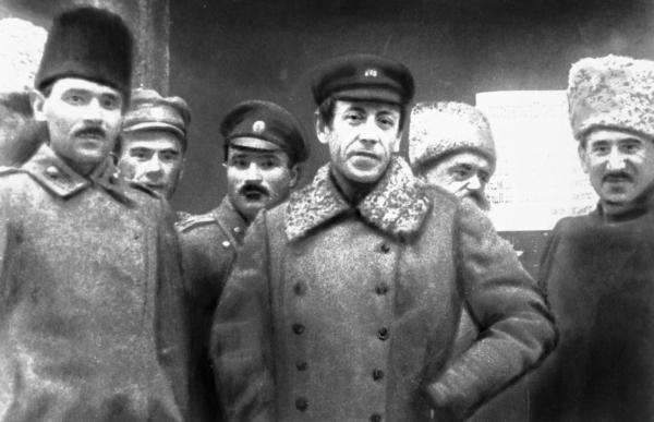 На Украине снимут фильм про Петлюру для патриотического воспитания молодежи