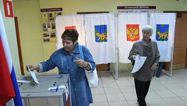 Exit poll: Андрей Тарасенко лидирует вовтором туре выборов руководителя Приморья