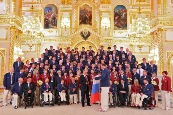 Паралимпийская сборная России подаст иск до 15 августа