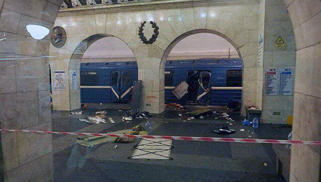 Теракт в метро Санкт Петербурга стал главным событием в поиске Яндекса в этом году
