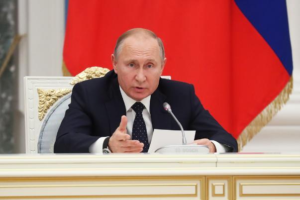 Путин встретился сновыми губернаторами