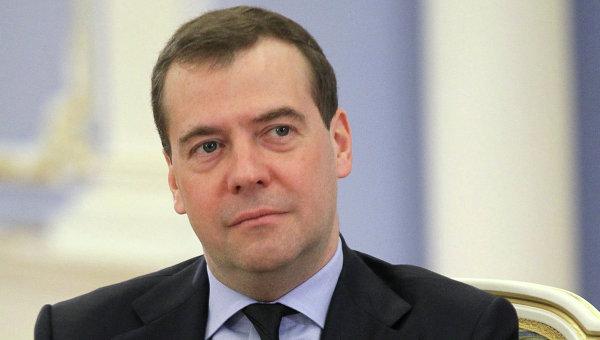 «Инфраструктурная ипотека» появится в Российской Федерации ксередине 2018г — Д. Медведев