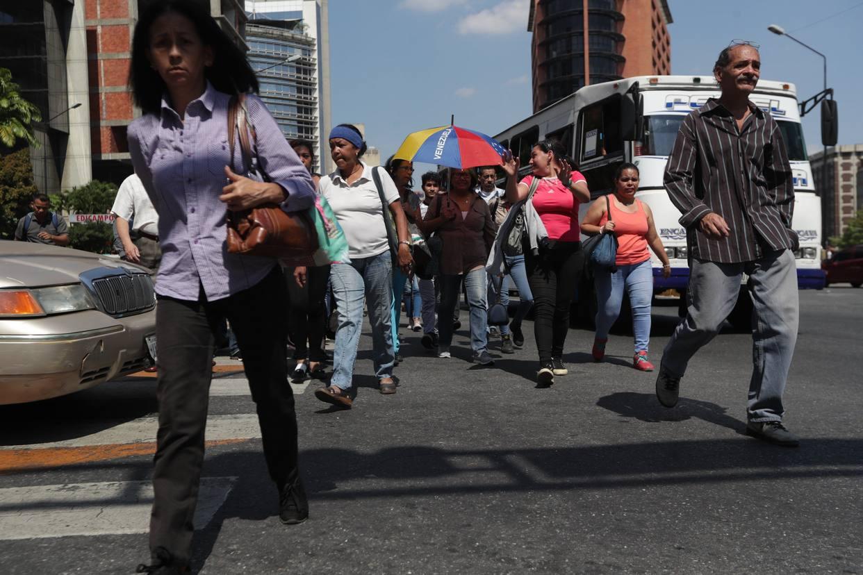 В Венесуэле восстановили подачу электроэнергии