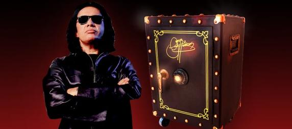 ROCK FM поддержит акцию «GENE SIMMONS: THE VAULT EXPERIENCE»