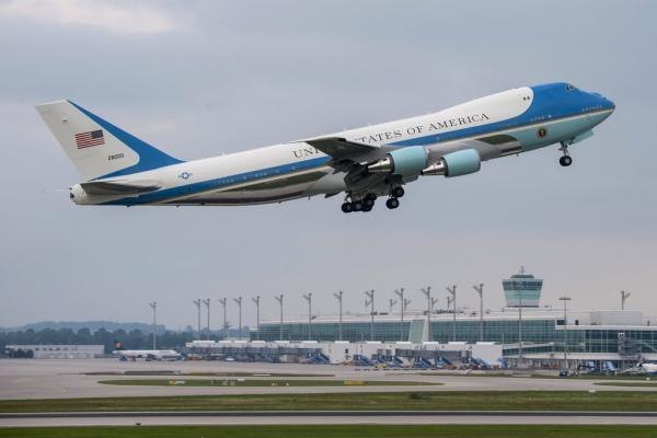 США подняли ввоздух самолет «судного дня»