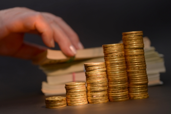 Курс доллара вырос до59,58 рубля