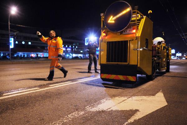 ВПодмосковье весной стартует ремонт региональных дорог