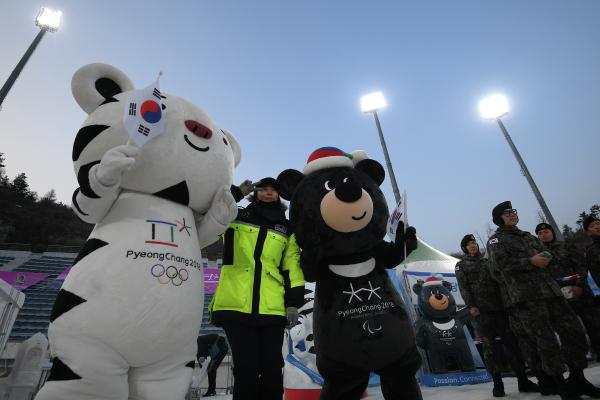 Неменее 60% билетов наОлимпийские игры 2018 года реализовано