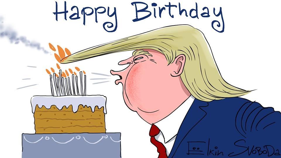 Открытки с днем рождения американцу, поздравления