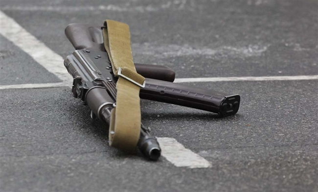 Российский военный вАрмении случайно убил сослуживца изастрелился