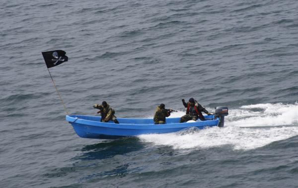 Уберегов Нигерии пираты похитили моряков германского корабля