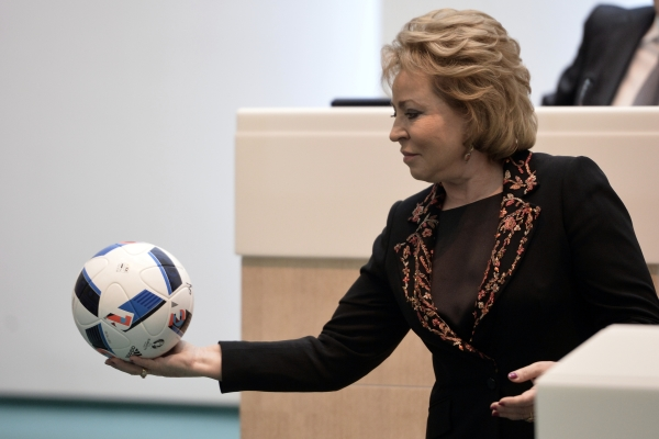Валентина Матвиенко непретендует напост премьера